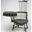 Joseph Campana, MFAH, Made in America, July 2012, Tracy, Writing-arm Chair