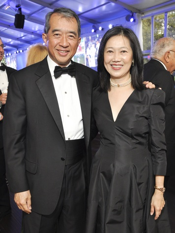 023, Rice University Centennial gala, October 2012, Albert Chao, Anne Chao