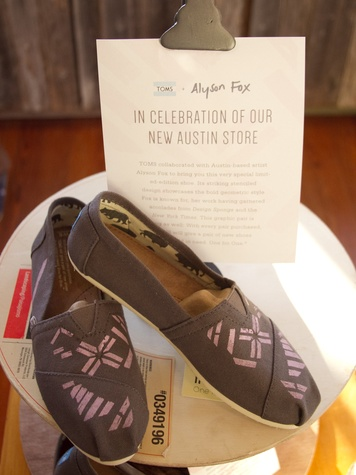 SXSW TOMS Store Opening in Austin 5098
