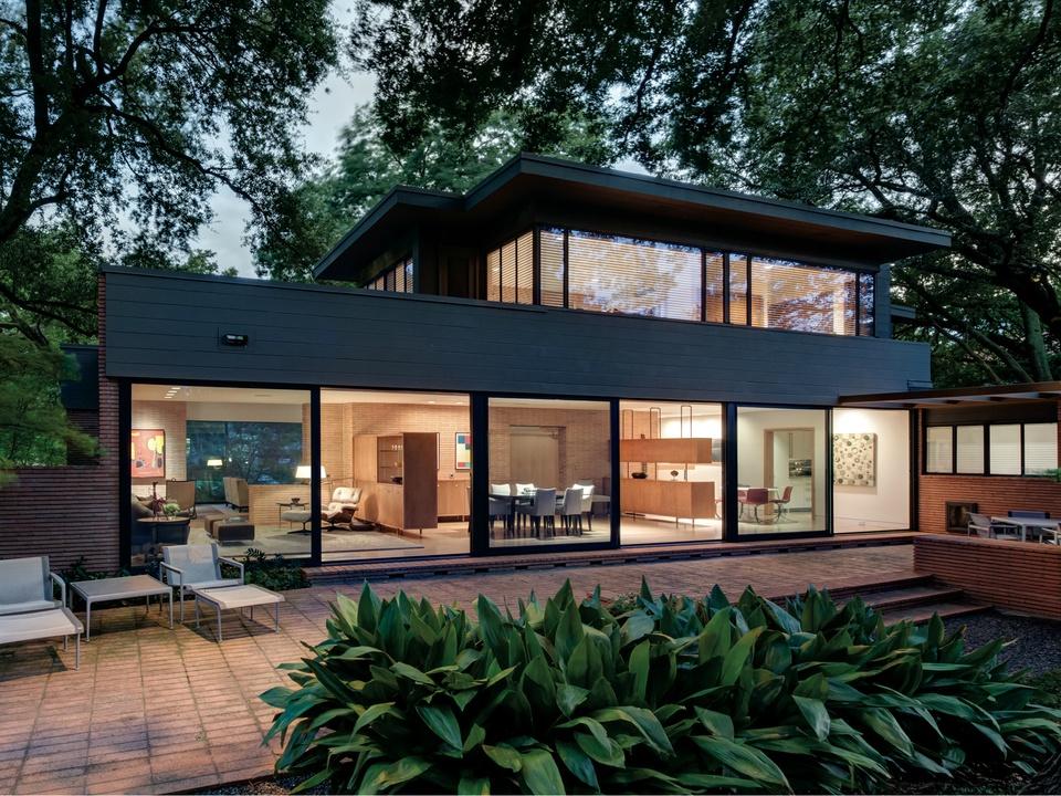 modern home builders dallas tx www