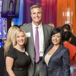 23 Nancy Lee, from left, Kyle Brown and Lisa Bernal Haney at the HAA inaugural 40 under 40 party September 2014