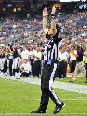 NFL replacement ref
