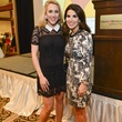279 Christie Sullivan, left, and Alissa Maples at Heroes and Handbags May 2014