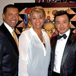 2 Willie and Jennifer Miles, from left, with Viet Hoang at the HMAAC Gala November 2013
