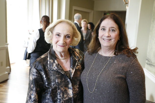News, Shelby, Celebration of Champions, Oct. 2015 Sybil Roos, Betsey Garlinger