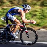02 Marlo Ironman Texas Balazs Csoke May 2013 biking