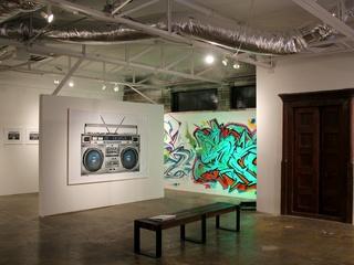 Gallerie Noir in Dallas Design District