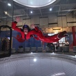 Indoor skydiving at iFly in Frisco