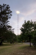 Austin photo: Places_Weird_Moonlight Towers_12th Street