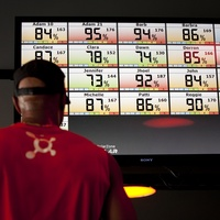 Orangetheory Fitness High-Tech Heart-monitoring workout
