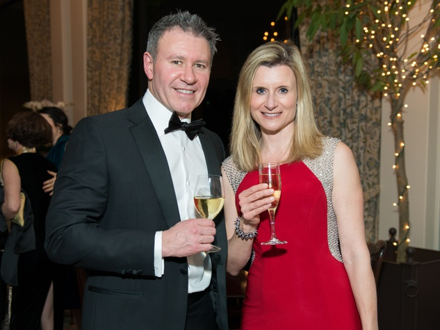 11 Andrew and Joanna Strachan at the Inprint Ball February 2015