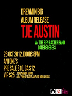 Austin Photo Event_Tje Austin Album Release Party_Oct2012