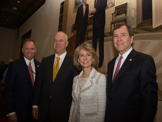 Officials at George W. Bush Presidential Center in Dallas