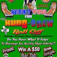 Austin photo: Event_Brew Skee Ball_Poster