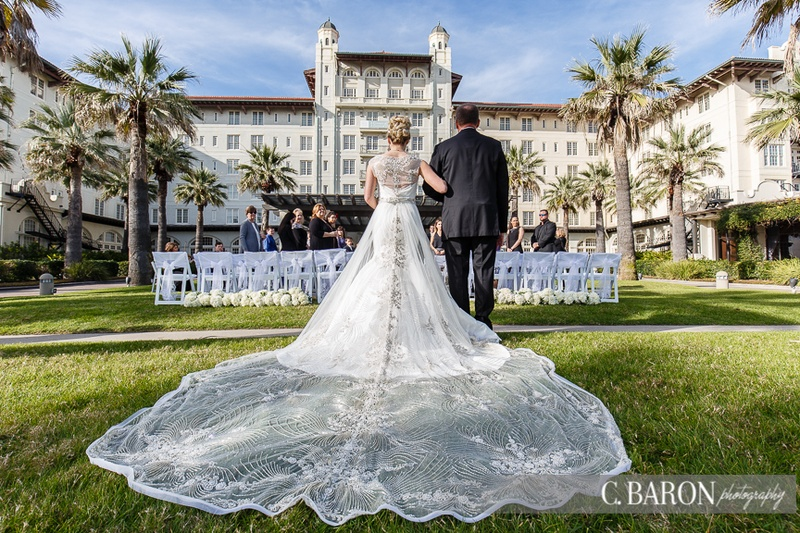 Slideshow galveston s historic hotels provide a dramatic for A storybook ending bridal prom salon