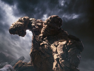The Thing in Fantastic Four