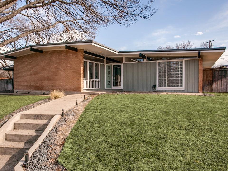 Amazing Mid Century Homes Dallas Gallery - Simple Design Home ...