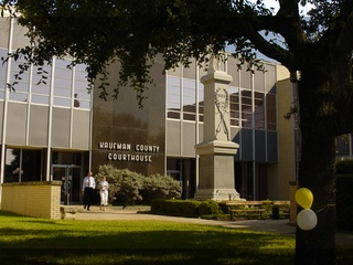 Kaufman County Courthouse