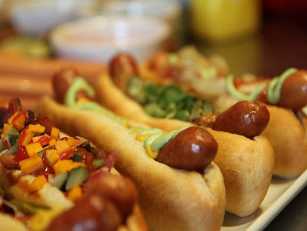Samson's Gourmet Hot Dogs