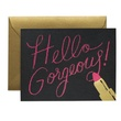Rifle Paper Company note cards