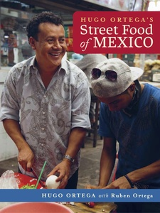 Hugo Ortega, cookbook, cover