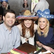Friends of Depelchin Cinco de Mayo Grant Beehler, Amy Hargis and Grace Coonrod