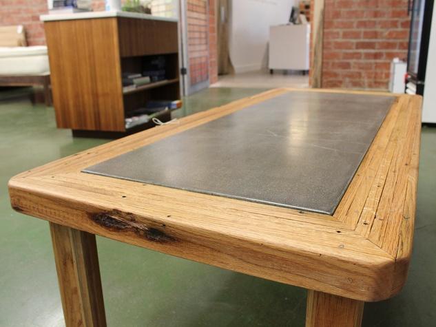 News_New Living_finishing School_coffee Table
