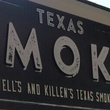 Caswell Killen Texas Smoke barbecue stand Minute Maid Park