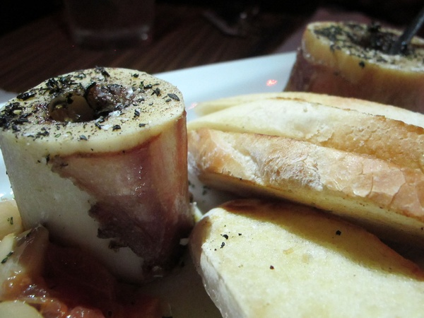 witchcraft tavern bone marrow