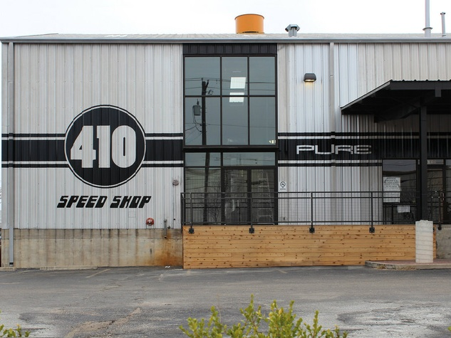 410 Speed Shop