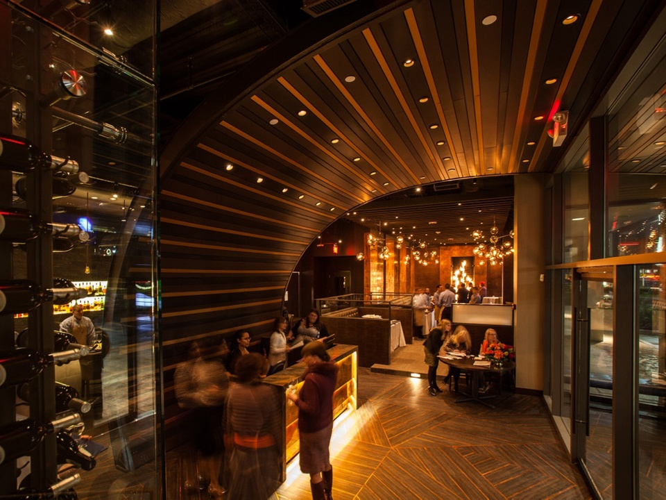 Houston s best looking new restaurants take diners to