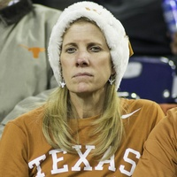 Texas fan no Christmas Texas bowl