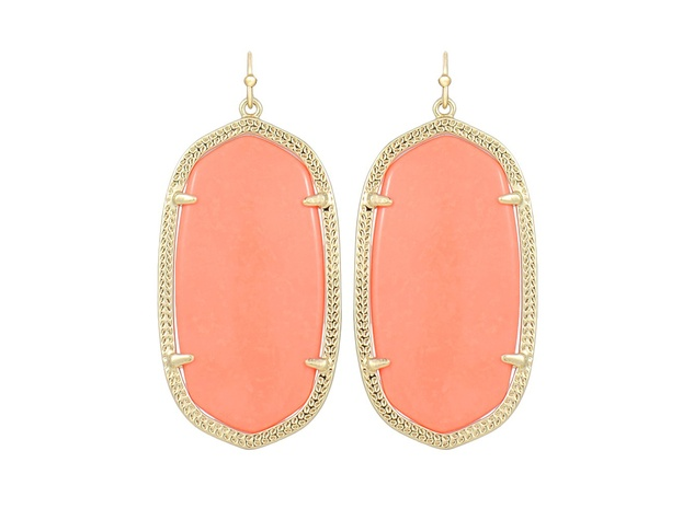 Kendra Scott statement earrings 2013