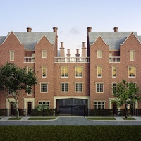 Courtlandt Manor at 411 Lovett Blvd. rendering July 2014 CROPPED