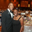 55 Chris Woodard and Chelsea Marie Piper at the UNCF Gala November 2013