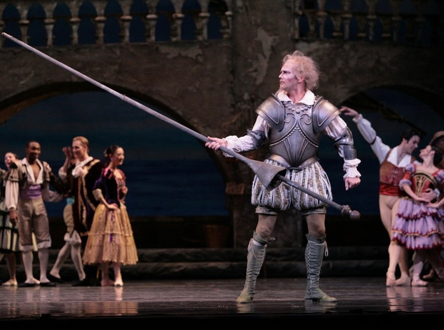 Houston Ballet's Don Quixote