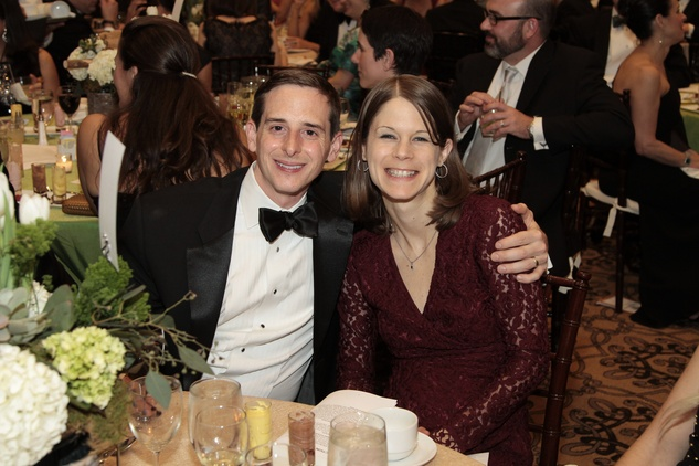 News, Shelby, Park Lover's Ball, February 2015, Adam and Tracy Larson