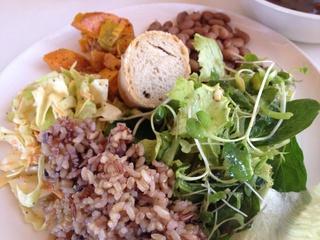 Potager Cafe in Arlington