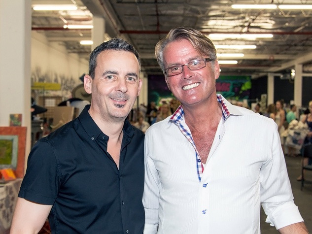 Paul Rook, Steve Krebaum, Design District Market