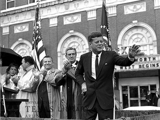 JFK, The University of Texas at Arlington Library