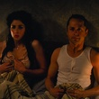 Sarah Silverman and Giovanni Ribisi in A Million Ways to Die in the West