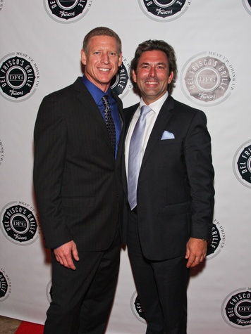 10, Del Frisco's Grille VIP party, March 2013, Scott Sieck, Jared Lang