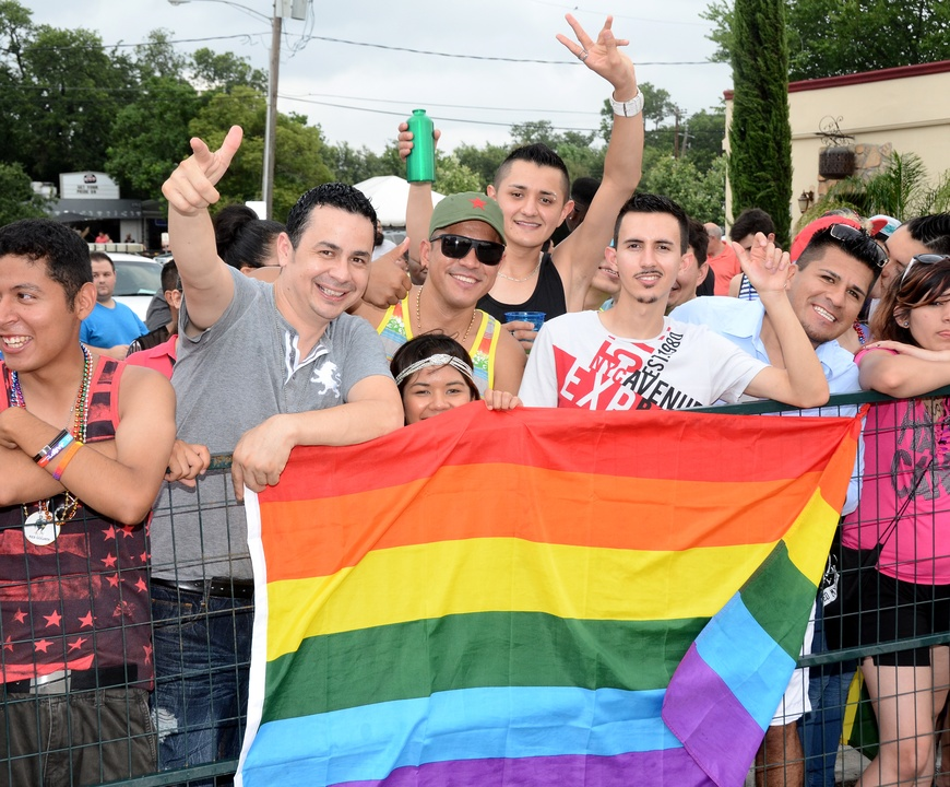 1 Pride Parade Houston June 2014