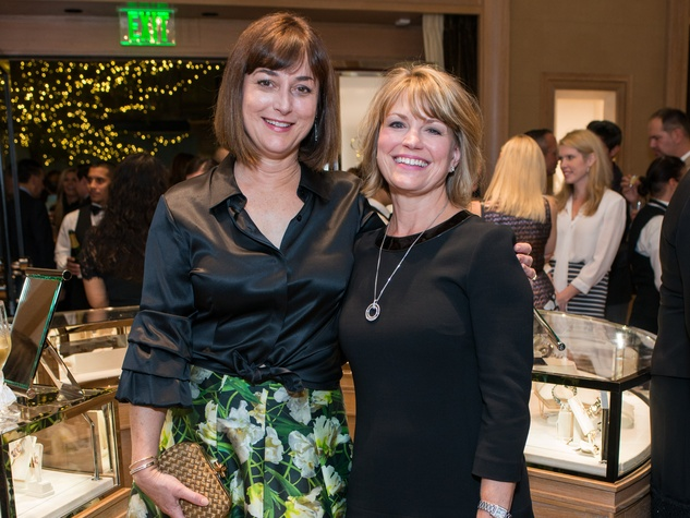 News, Shelby, Chopard opening, Oct. 2015, Leigh Smith, Kelley Lubanko