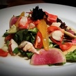 Sage 400 Japanese Cuisine lobster salad