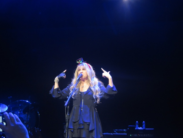 Jane Howze Fleetwood Mac December 2014 Stevie Nicks
