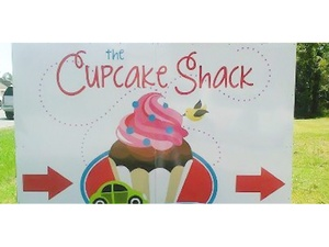 The Cupcake Shack, The Woodlands