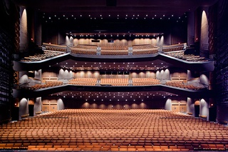 Austin Photo: Places_Arts_Bass_Concert_Hall_Interior
