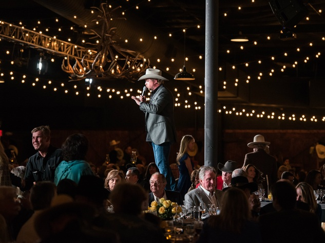 Lonesome Dove reunion auction