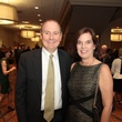 Dr. Tom Buchholz and Mara Buchholz at the Houston Living Legend fundraiser dinner May 2014